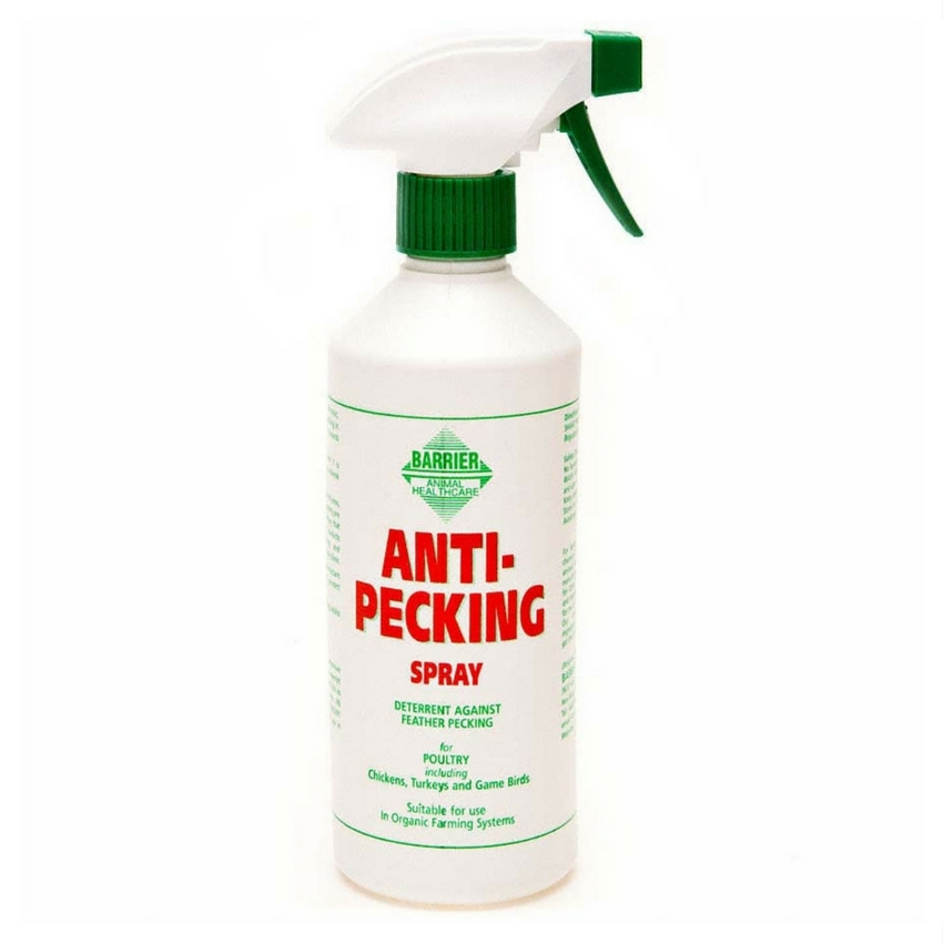 Anti Feather Pecking Spray
