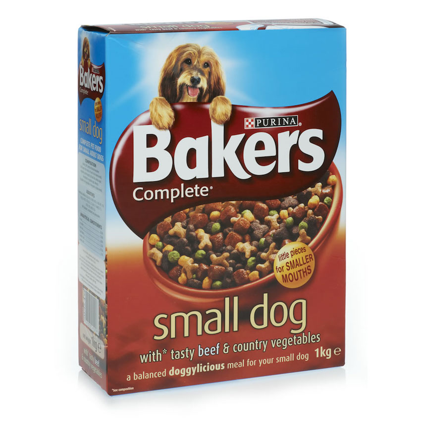Bakers Small Dog Complete