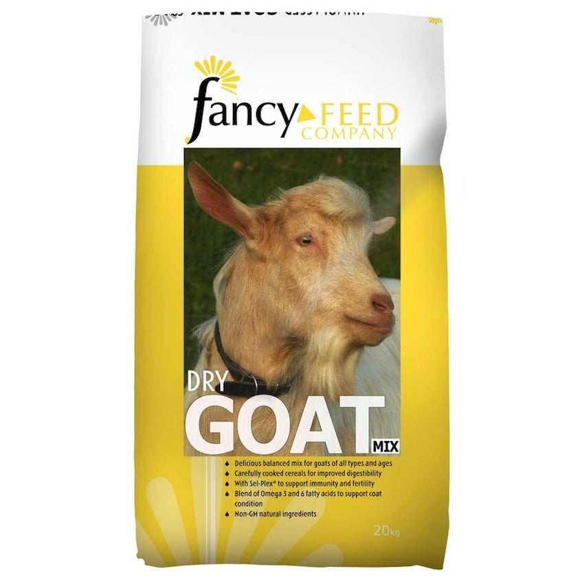 Fancy Feeds Dry Goat Mix